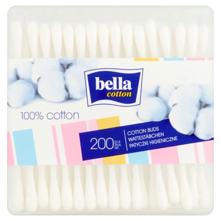 Bella Cotton Patyczki higieniczne 200 szt.