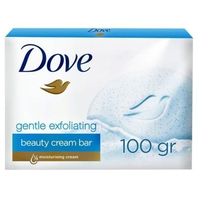 Dove Gentle Exfoliating Kremowe mydło w kostce 100g